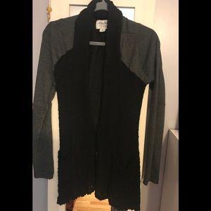Lucky Brand Long/Short Sweater (gently worn)